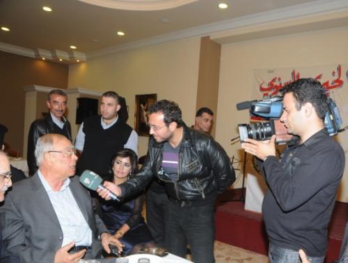 alkayan founder interview lebanon tv